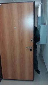 Дверь с разбором