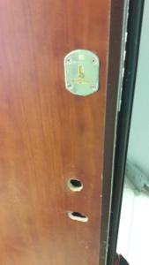 Двери в новостройке до работы
